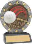 All-Star Resin Trophy -Volleyball All Star Resin Trophies